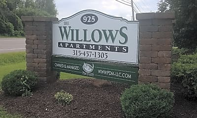 The Willows Apartments, 1