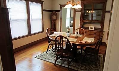 Dining Room, 25 Magnolia St, 1