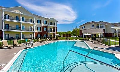 Pool, 442 Bourbon St, 1