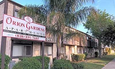 Orion Gardens Apartments, 2