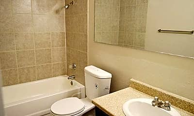 Bathroom, 7415 Tallow Wind Trail, 2
