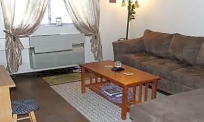 Living Room, Union Gardens, 1