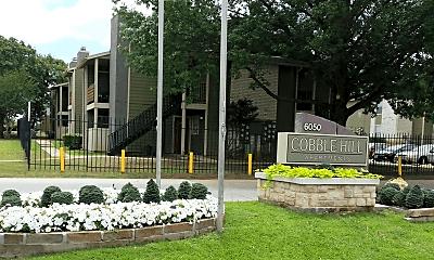 Community Signage, Cobble Hill, 0