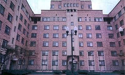 Building, Penthouse of Royal York, 2