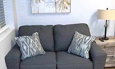 Living Room, 3670 NE Indian River Dr, 1