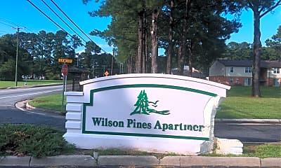 Wilson Pines Apartments, 1