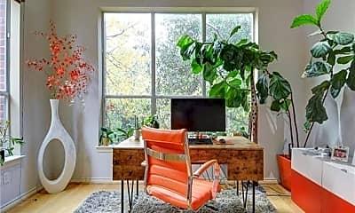 Living Room, 4327 Buena Vista St 4, 1