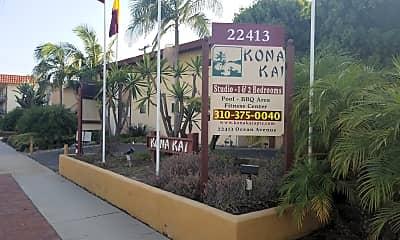 Kona Kai Apartments, 1