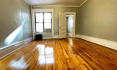 Living Room, 313 W 78th St 3-R, 1