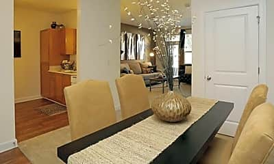 Dining Room, 89 Woodward Ave SE Unit #3, 1