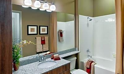 Bathroom, Brookleigh Flats, 2