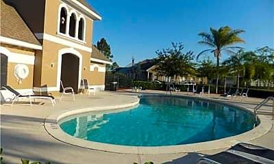 Pool, 1842 Island Walk Dr, 2