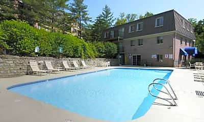 Pool, Mariemont Trails, 0