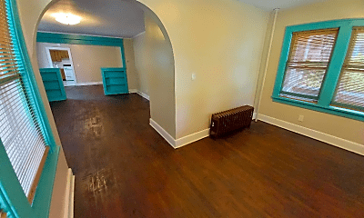 Living Room, 107 Hayes Ave, 1