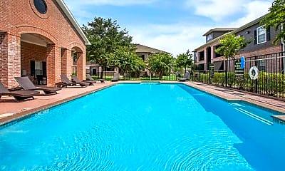 Pool, Kingsgate Luxury Apartments, 2