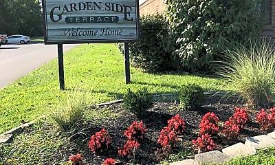 Garden Side Terraces, 1