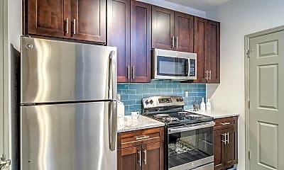 Kitchen, Belara Apartments, 0