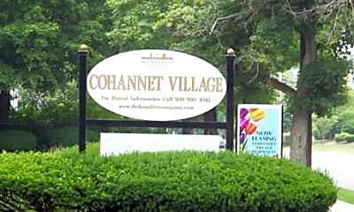 Cohannet Village, 1