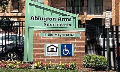 Abington Arms, 1