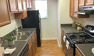 Kitchen, Park Place, 2