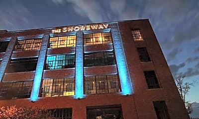 Building, The Shoreway Lofts, 0
