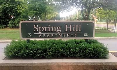 Spring Hill Apartments, 1