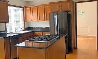Kitchen, 7605 Ridge Way, 1