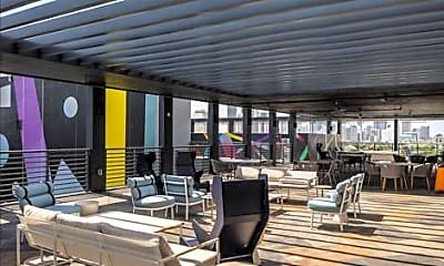 Patio / Deck, 240 NW 25th St 620, 2