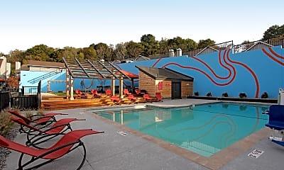 Pool, Terrain, 0