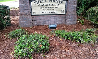 Shell Pointe Apartments, 1