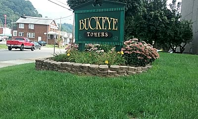 Buckeye Towers, 1