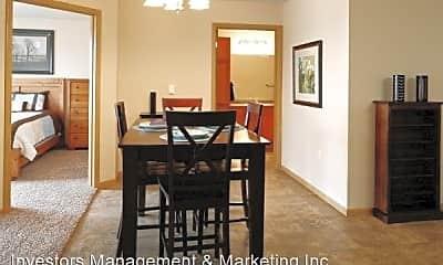 Dining Room, 3414 21st Ave. NW/2220 35th St. NW/2213 33rd St. NW/3312 21st Ave. NW, 1