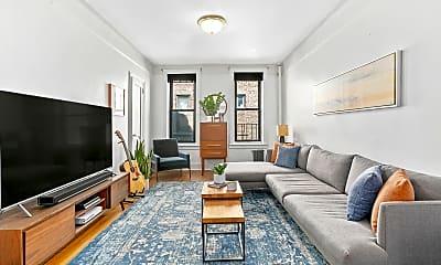 Living Room, 1605 York Ave 2-B, 0
