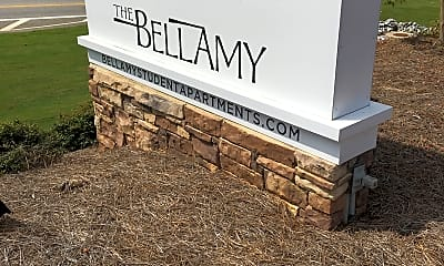 The Bellamy Dehlonega, 1