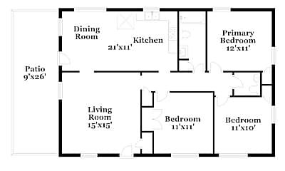 Building, 9155 Cecelia St SW, 1