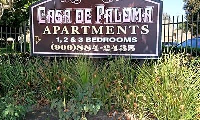 Casa de Paloma, 1