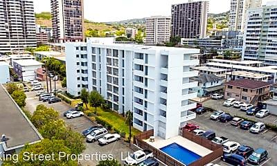 Building, 1525 Kewalo St, 0