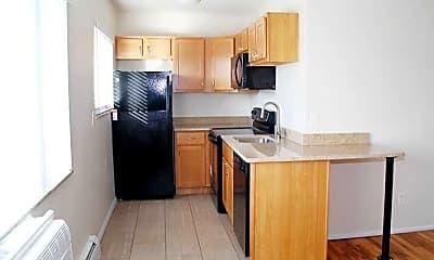 Kitchen, Rookwood Court, 2