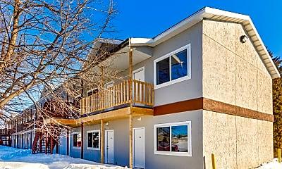 Building, Ridgewood Apartments, 0
