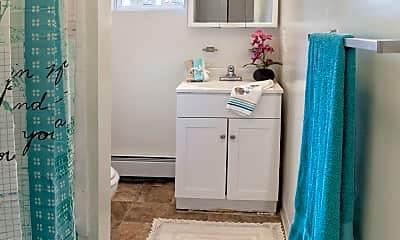 Bathroom, Union Grove, 2