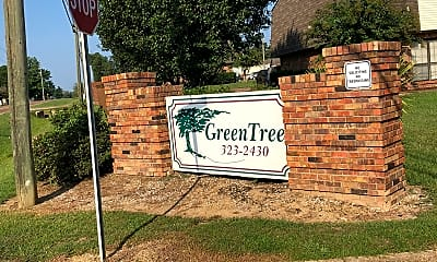 Greentree Townhouses Apartments, 1