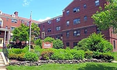 Riverside Garden Apartments, 1