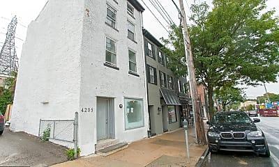 Building, 4205 Main St, 0