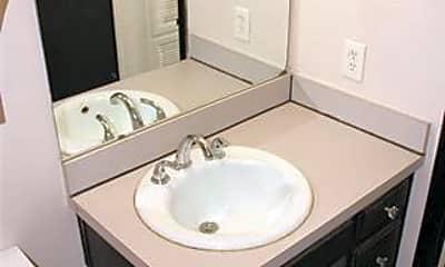 Bathroom, 900 N Austin St, 2