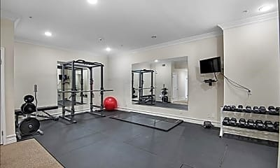 Fitness Weight Room, 850 N Hudson Ave 205, 2