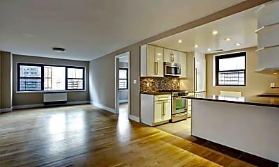 Kitchen, 250 E 47th St, 1