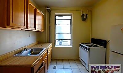 Kitchen, 516 W 156th St, 1