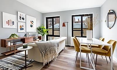 Living Room, 2415 Church Ave 501, 0