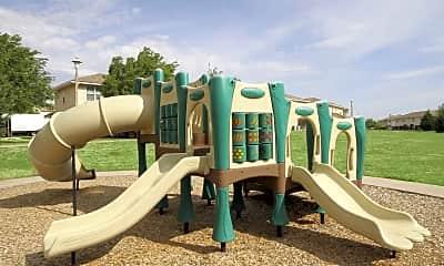 Playground, Quail Hollow, 1