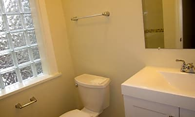 Bathroom, 100 Elm St, 2